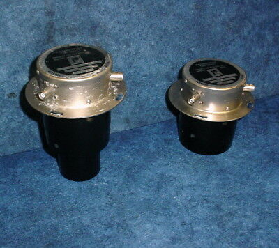 Mixed Lot of 2 - Products for Research Inc. Photomultiplier Tube Socket Assembly
