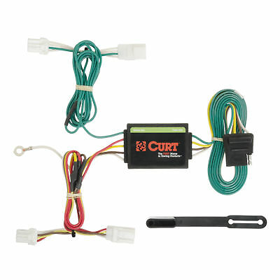 CURT Custom Vehicle to Trailer Wiring Harness 56131 for 2011 2013 curt custom vehicle to trailer wiring harness 56133 for 2011 2013