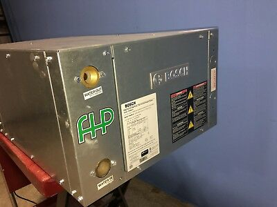 Bosch Horizontal Water Source Heat Heater Pump A/c Geothermal Lv012 Commercial