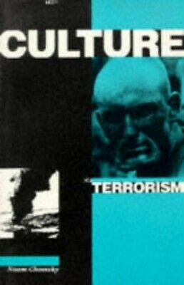 Culture of Terrorism (Chomsky Perspectives) by Chomsky, Noam Paperback Book The