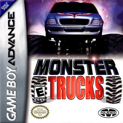Monster Trucks [E]