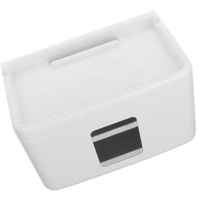 Wall-mounted ABS Tissue Box Shatterproof Bathroom Accessories
