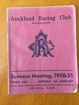 1951 Great Northern Derby Race Book Mainbrace
