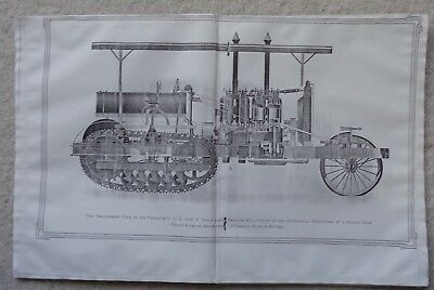 "Cl Best 34 Page  ""all Steel Tractors"" Catalog - Old Copy Of Original"