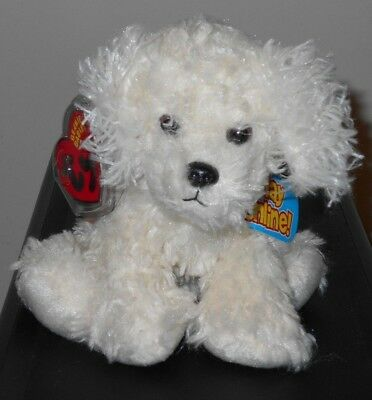 Ty 2.0 Beanie Baby ~ RASCAL  the Dog ~ MINT with MINT TAGS - Stuffed Animal