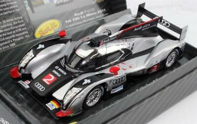 Slot.it Audi R18 TDI #1 Le Mans 2011 Winner Slot Car