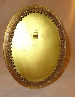 19th Century Gilt Metal Frame for a Photo - Possibly American