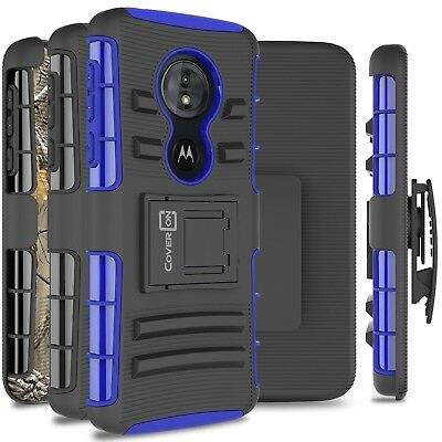 CoverON for Motorola Moto G6 Play / Moto G6 Forge Belt Case Hybrid Phone Cover