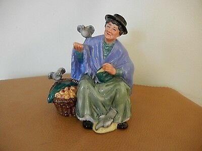 "Royal Doulton  Figurines   ""  Tuppence A Bag   Hn 2320  ""   Mint"