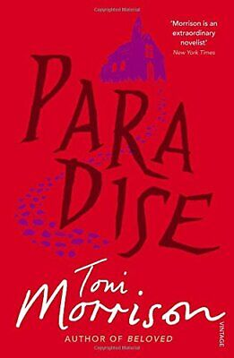 Paradise by Morrison, Toni Paperback Book The Cheap Fast Free Post