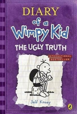 Diary of a Wimpy Kid: The Ugly Truth (Book 5) by McCullough, Carmen Hardback The