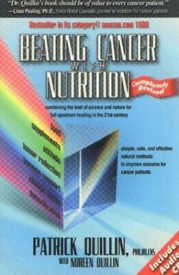 Beating Cancer with Nutrition by Quillin, Patrick Mixed media product Book The