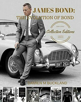 James Bond: The Evolution of Bond: 1000 Copy Limited Edition (collection edition