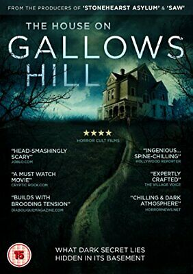 The House on Gallows Hill [DVD] - DVD  SKVG The Cheap Fast Free Post