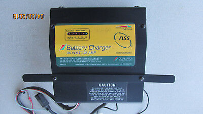 Nss 2717 Floor Burnisher 36 Volt Battery Charger By Pro Charging Systems Used