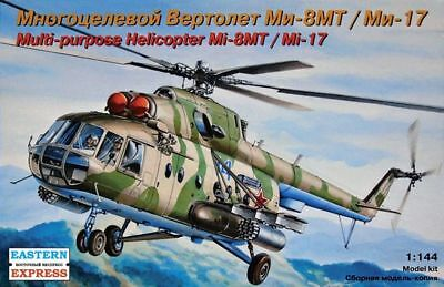 Eastern Express 14501 - 1:144 Mil Mi-8MT/Mi-17 Russian multipurpose helicopter -