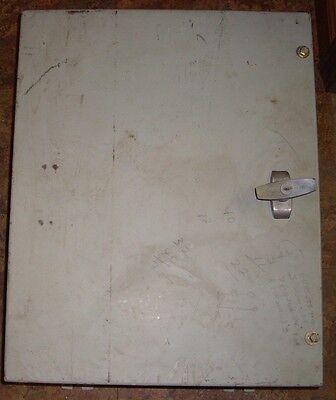 General Electric Size 1 Combination Starter Box 2 Speed Reversing (CG1)