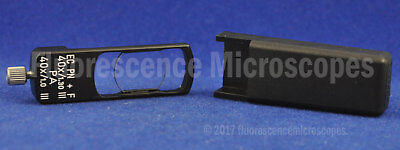 Zeiss Microscope DIC Slider III 426944 for EC PN and Fluar 40x/1.30, PA 40x/1.0