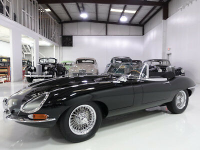 1967 Jaguar E-Type Series I 4.2 Roadster | $300K spent on restoration 1967 Jaguar E-Type Series I 4.2 Roadster | Numbers matching | 5-Speed Manual