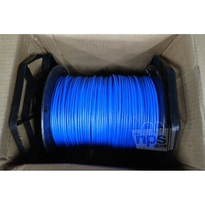 1000ft General Cable W5131431E GenSpeed 5000 24/8 CAT-5e Cable Blue*