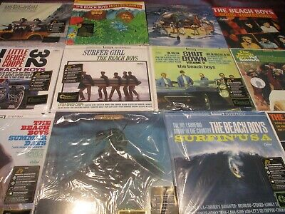 The Beach Boys 27 Titles 200/180 Gram Limited Edition Audiophile 32Lp Collection