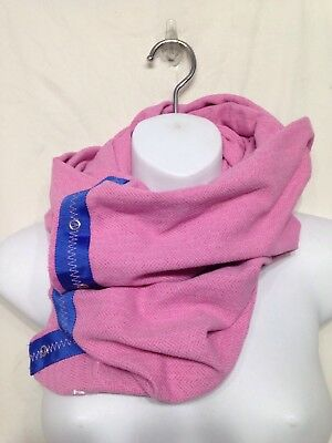 Girls Pink Ivivva Snap Cowl Scarf