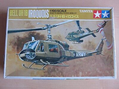TOP!!! TAMIYA PA 1010 Bell UH-1B Iroquois 1:100 in OVP!!!