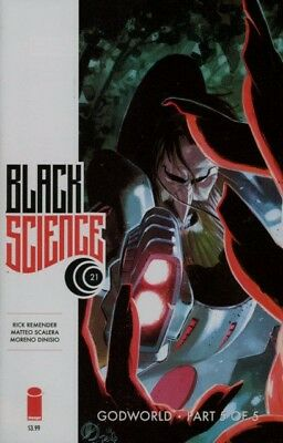 Black Science #21 (NM)`16 Remender/ Scalera