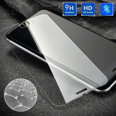 Anti-Scratch Tempered Glass Flim Screen Protector for iPhone 7 Plus 5.5 inch US