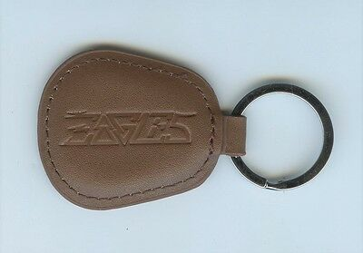 EAGLES Key Fob (Chain) Embossed Leather - VIP Package item 2015 History Tour