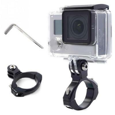 Bike Bicycle Handlebar Mount Clamp for GoPro HERO 6 5/4/3/2/1 Cameras 31.8mm O
