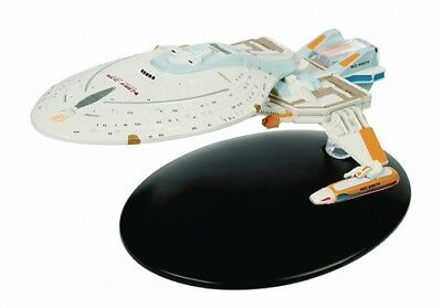 STAR TREK Official Starships Magazine #122 USS YEAGER NCC-65674 Eaglemoss