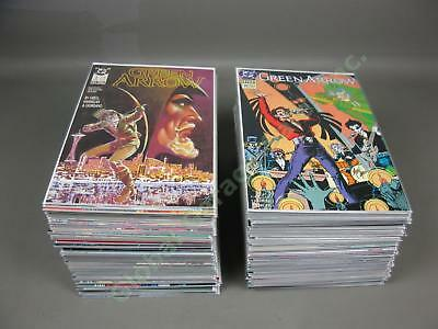 1988 DC Comics Green Arrow 1-137 Full Complete Run Set Lot Collection NO RESERVE