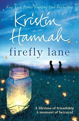 Firefly Lane by Hannah, Kristin Book The Cheap Fast Free Post
