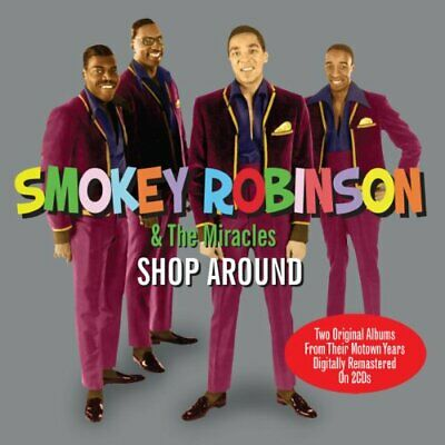 Shop Around - Smokey Robinson & The Miracles CD Q0VG The Cheap Fast Free Post