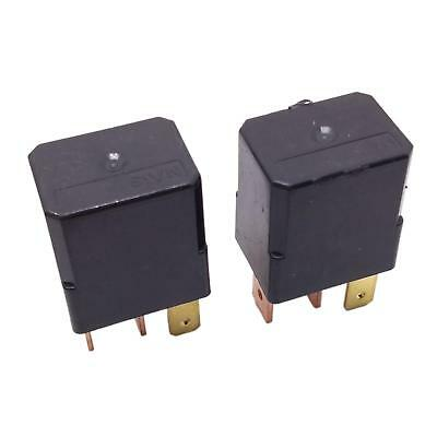 US Stock 2pcs NAIS ACM33221 Automotive Relay 4 Prong