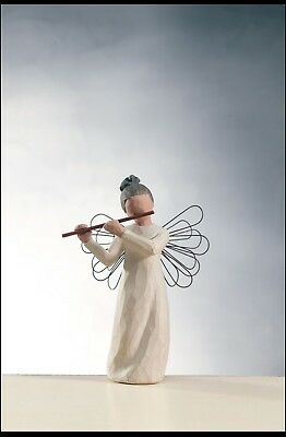 Willow Tree Angel Figures - Angel of Harmony  BRAND NEW Figurine Ornament 26083