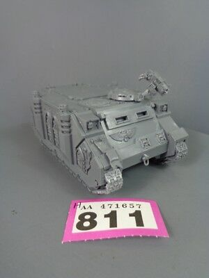Warhammer 40,000 Space Marines Primaris Command Tank Rhino 811