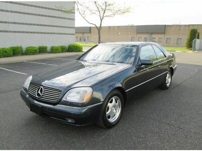 CL-Class CL 500 1998 Mercedes-Benz CL500 Coupe Low Miles Extremely Rare Car Stunning Must See