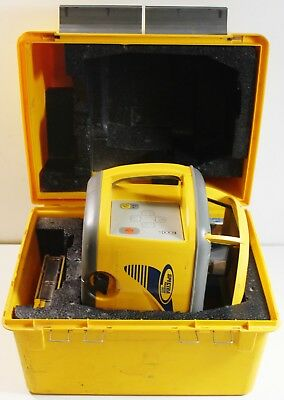 Trimble Spectra Precision LL600 Rotating Laser Level Rotary Leveling w/Hard Case