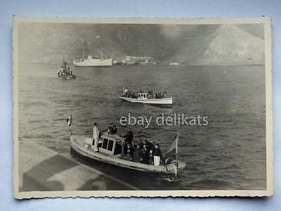 REGIA MARINA nave ship 1939 Crociera oceanica Tenerife Canary islands 12