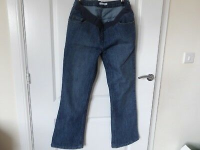 x2 Maternity jeans size 10 and vest top size 8 / 10
