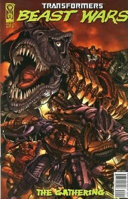 Transformers - Beast Wars: The Gathering (2006) #1 of 4 (Cover D Variant)