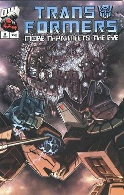 Transformers - More Than Meets the Eye (2003) #8 of 8