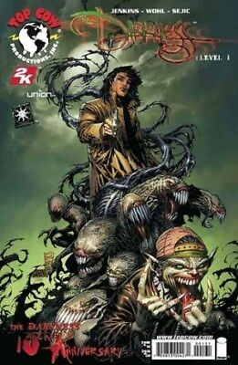 Darkness - Level (2006-2007) #1 of 5 (Marc Silvestri Variant)