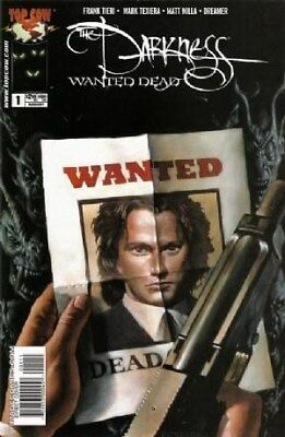 Darkness - Wanted Dead (2003) One-Shot