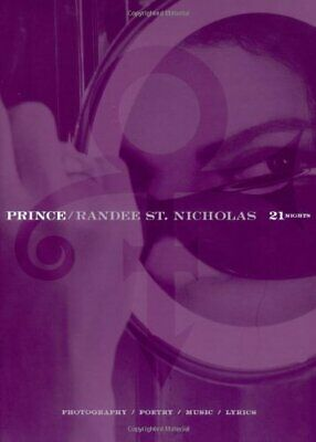 21 Nights by Prince Other book format Book The Cheap Fast Free Post