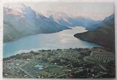 Canada Pre-Stamped Postcards In Mint Sealed Pack Of 5, Alberta Views, 1970's Era