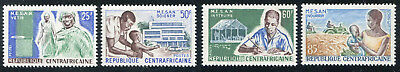 CENTRAL AF. REPUBLIC  49 - 52  Beautiful Mint Never Hinged Set UPTOWN 35223