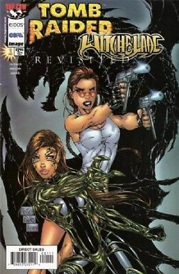 Tomb Raider/Witchblade Revisited (1998) One-Shot